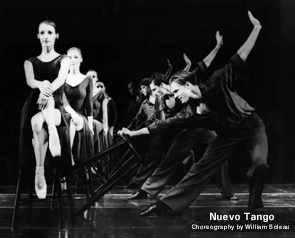 Nuevo Tango - Chor. William Solaeu