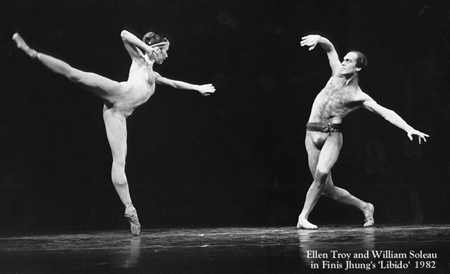 Ellen Troy and William Soleau in Finis Jhung's 'Libido'